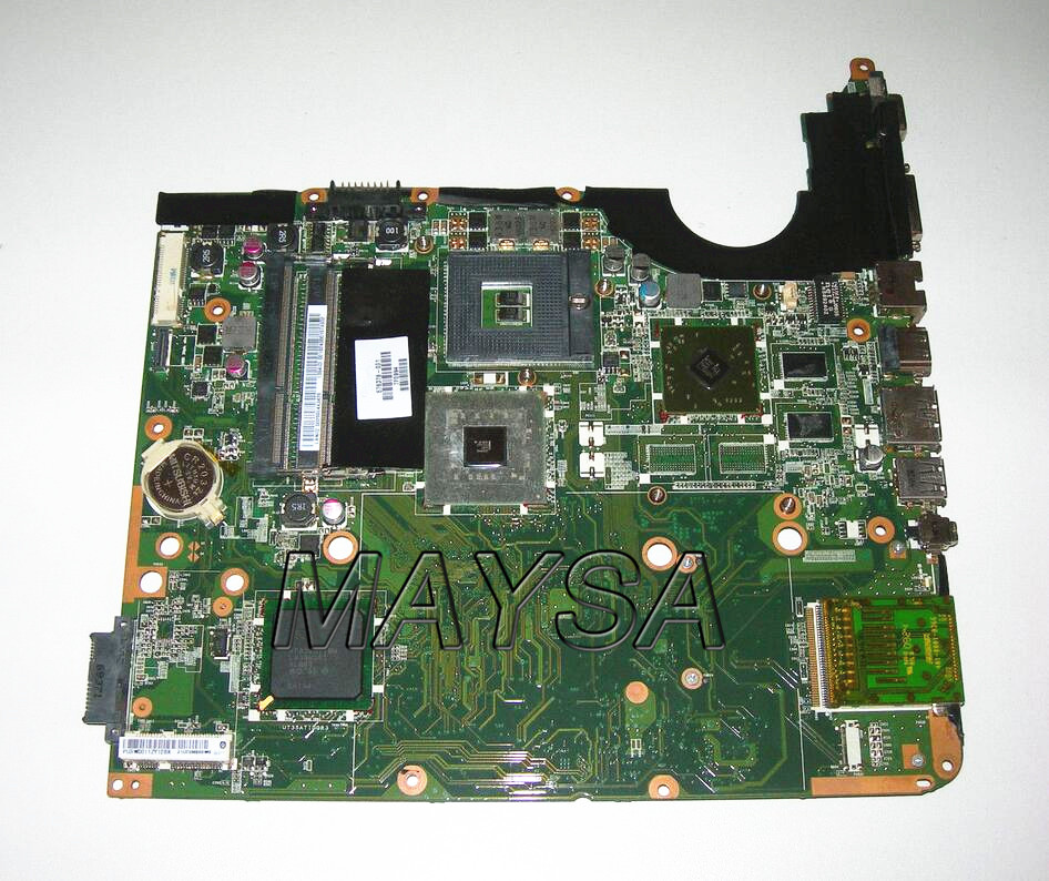 578378-001 Laptop Motherboard Fit FOR HP Pavilion DV6 DV6-1000 Series Notebook PC Mainboard , 100% WORKING