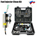Universal Automotive Non-Dismantle Fuel System Cleaner Auto gasonline Injector Clean tool For Petrol Cars