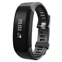 Fitness Tracker Smart Wristband Call Anti Lost Reminder Heart Rater Monitor Alarm OLED Screen Fashion Smart