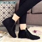 Boots Women Side Zip...
