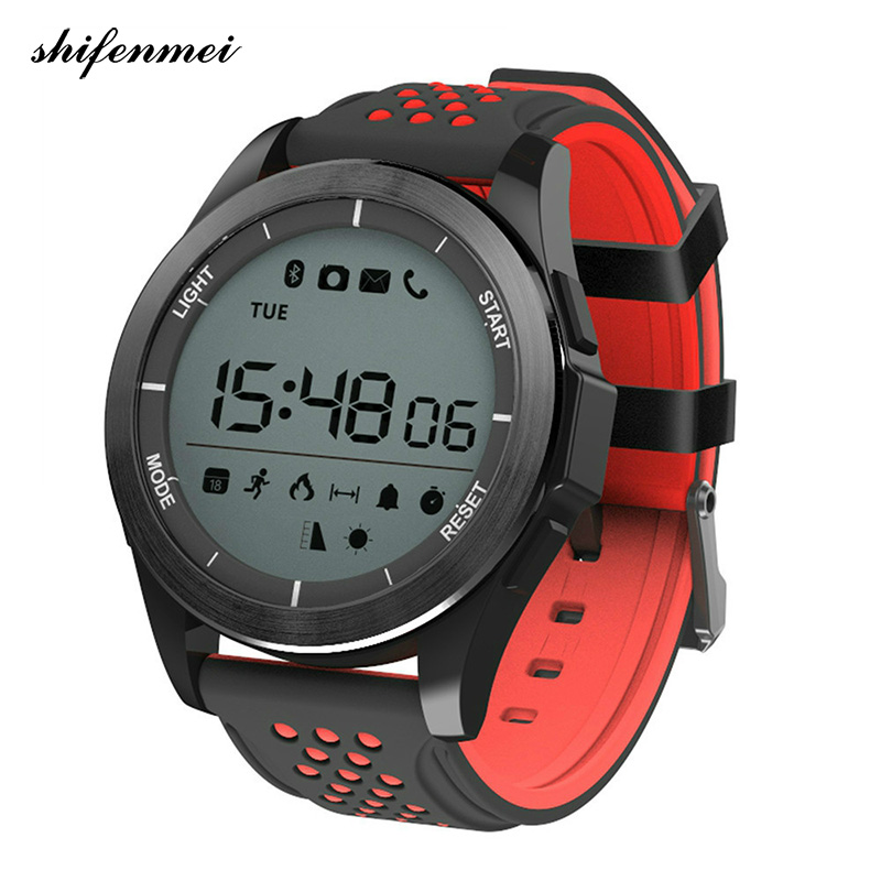 Sports Smartwatch Bluetooth IP68 Professional Waterproof Swimming Watch Pedometer Outdoor Wristwatch For Android IOS