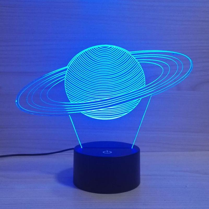 Usb Led Luminaria De Mesa Table Lamp Childrens Birthday Gift Creative 3d Nightlight Remote Acrylic 3d Desk LampUsb Led Luminaria De Mesa Table Lamp Childrens Birthday Gift Creative 3d Nightlight Remote Acrylic 3d Desk Lamp