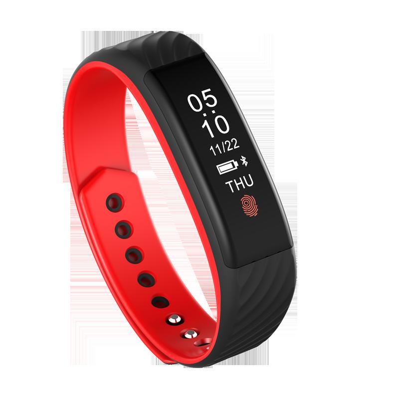 SmartBand NY810 Bluetooth Bracelet Support Heart Rate Sleep Monitor Fitnes Tracker Wristband Call/SMSl App Reminder PK Mi Band 2