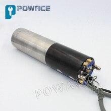 1.8KW ATC المغزل المحرك ISO20 المغزل الكهربائية الطاقة الدائمة ماكينة بتحكم رقمي بالكمبيوتر