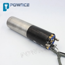 КВТ электродвигатель привода шпинделя АТС ISO20 постоянный мощный Электрический шпиндель для станка с ЧПУ