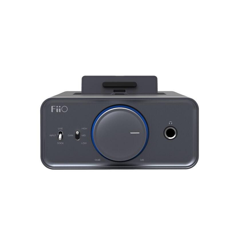 Brand New Amplificador De Auscultadores FIIO K5 Docking Para Fiio E17K E Da Série X Music Player X1, X3II, X5 II, X7