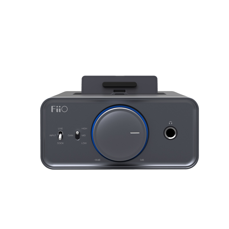 Brand New FIIO K5 Docking Headphone Amplifier for Fiio E17K and X Series Music Player X1, X3II, X5 II, X7