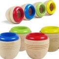 Brinquedos Educativos de madeira Mágica caleidoscópio Caleidoscópio Brinquedos para Crianças Baby Kid Aprendizagem Puzzle Toy Kids W187