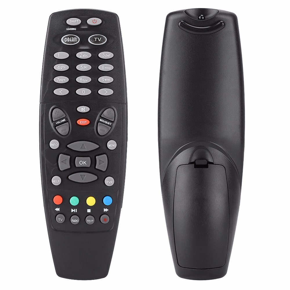 VBESTLIFE Remote Control Replacement for Dreambox 800HD 800SE <font><b>DM800</b></font> C/S/<font><b>SE</b></font> Smart TV Set-Top Box Remote Control image