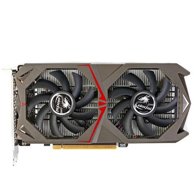 Kolorowe Nvidia Geforce Gtx 1050 Gpu 2 Gb 128bit Gddr5 Pci E X16 3 0