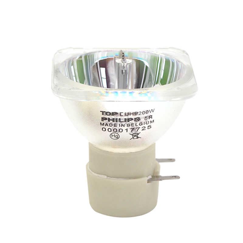 Высоким качеством 1 шт./лот 200 Вт лампы MSD Платиновый 5R, для пучка 200 Вт Шарпи перемещение головы луч лампа свет этапа