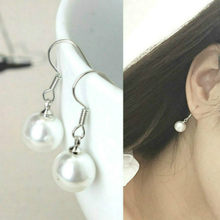 1 PCS Sell Hook Gaultheria Stud Earrings Simulated Pearls Crystal Infinity Bow Cat Bijoux Fashion Jewelry Brincos Earing(China)