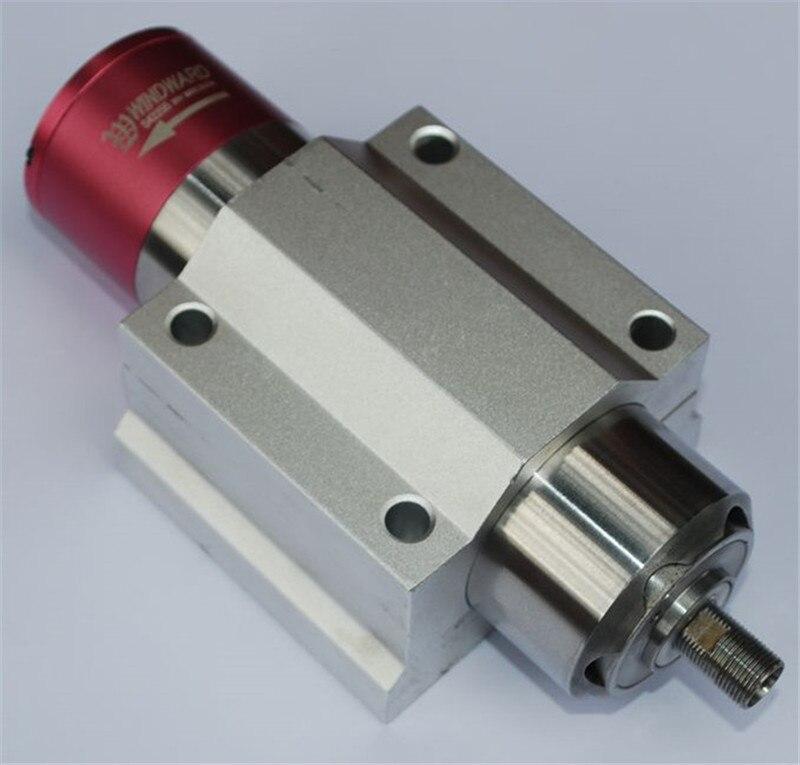 ER8 250 w 24000 rpm do eixo do motor Brushless + MACH3 driver + montagem kits de suporte do eixo CNC DC36V para CNC drilling milling carving
