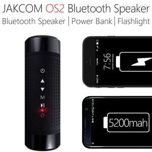Image 1 - Беспроводная велосипедная Колонка JAKCOM OS2, Bluetooth Колонка s для спорта, музыки, басов, освещения, внешнего аккумулятора, FM радио