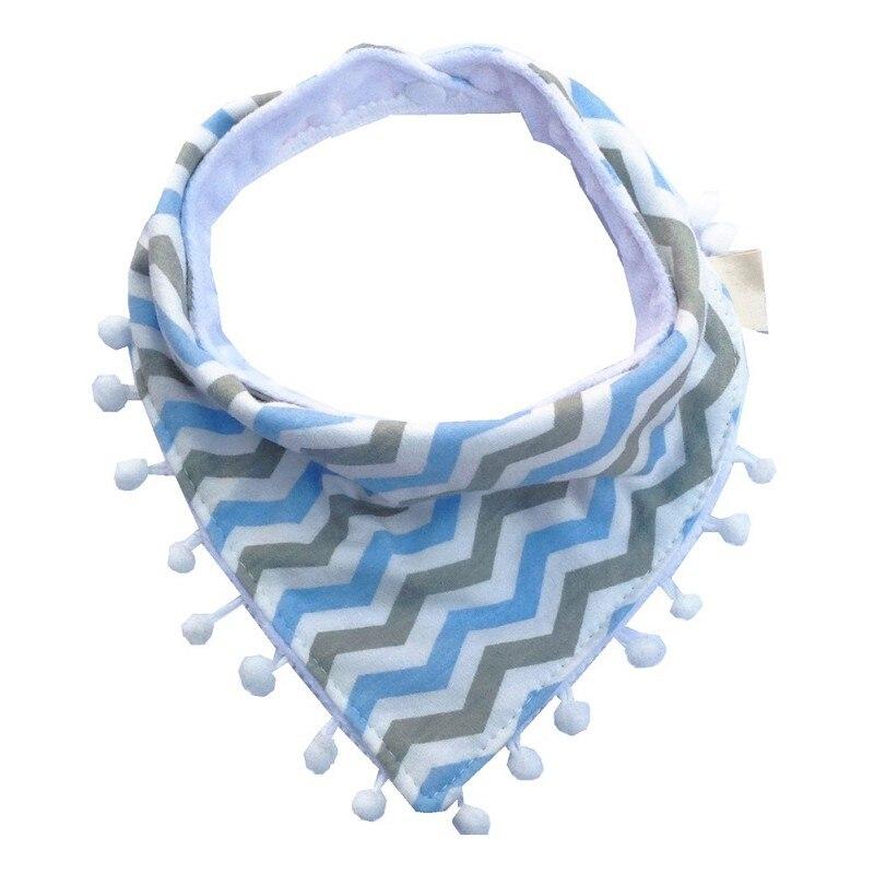 Triangle Cotton Newborn Infant Kids Cotton Burp Cloths Bibs Baby Feeding Bib For Girls Boys Baby Scarf Saliva 2018 New