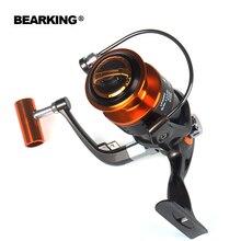 Bearking LP Series Spinning Reel Brand 5.2:1  Bearings Fresh Water Fishing Reel Wheels Gear Pesca hot model 2017 free shipping