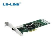 LR LINK 9701EF SFP 1000Mb PCI Express tarjeta de red de fibra óptica Gigabit Ethernet adaptador de servidor de tarjeta Lan INTEL 82576 Nic