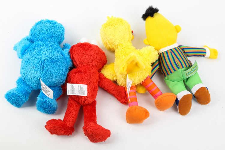 Yeni satış 1 adet güzel Elmo peluş oyuncak Clastic peluş oyuncaklar yükseklik 23cm WJ01