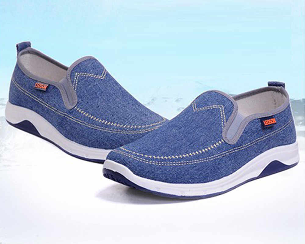 Detail Feedback Questions about YOUYEDIAN Autumn Comfortable Fashion Plus  Size Hot brand Men shoes Lightweight sneakers Breathable Slip on Casual  Shoes  j45 ... 26770f5cd94d