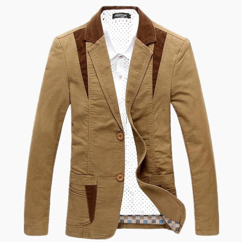 Online Get Cheap Men Brown Jacket -Aliexpress.com | Alibaba Group