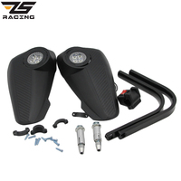 Led Handguards For Motorcycles Hand Guard With Light For KTM CRF YZF KLX KXF RMZ Husqvarna