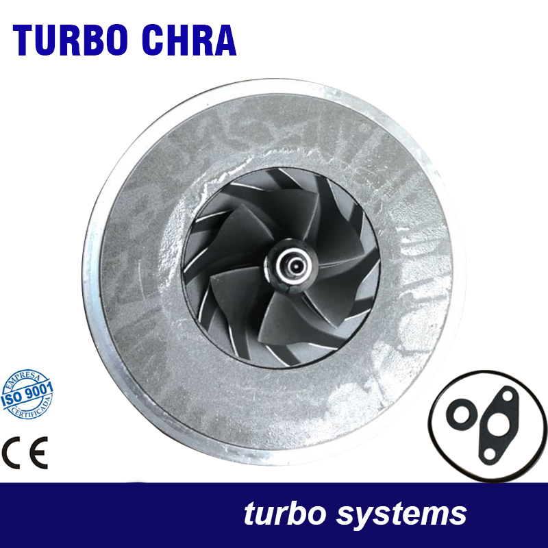 GT1749V 750431 750431-9013S Turbo Air Intake Turbocharger Chra for BMW 320 d ( E46) 110Kw M47TU Turbine Cartridge Core 7787626F