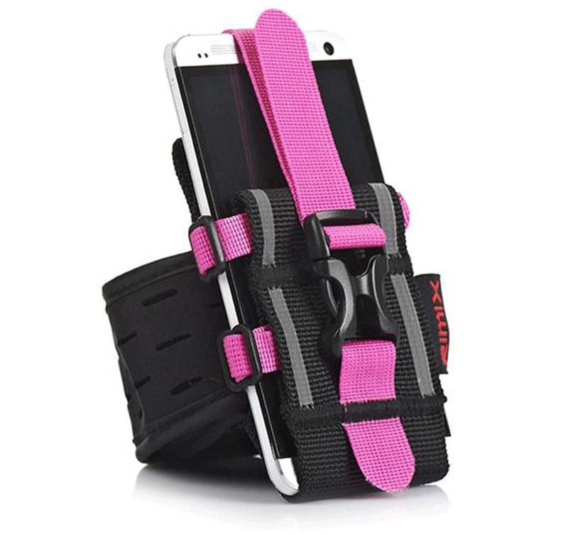Multifonction Universel en plein air Gym Brassard Sport Cas Accessoires de Course pour iPhone 7/8 plus pour 3.5-6.1 pouce cellulaire téléphone