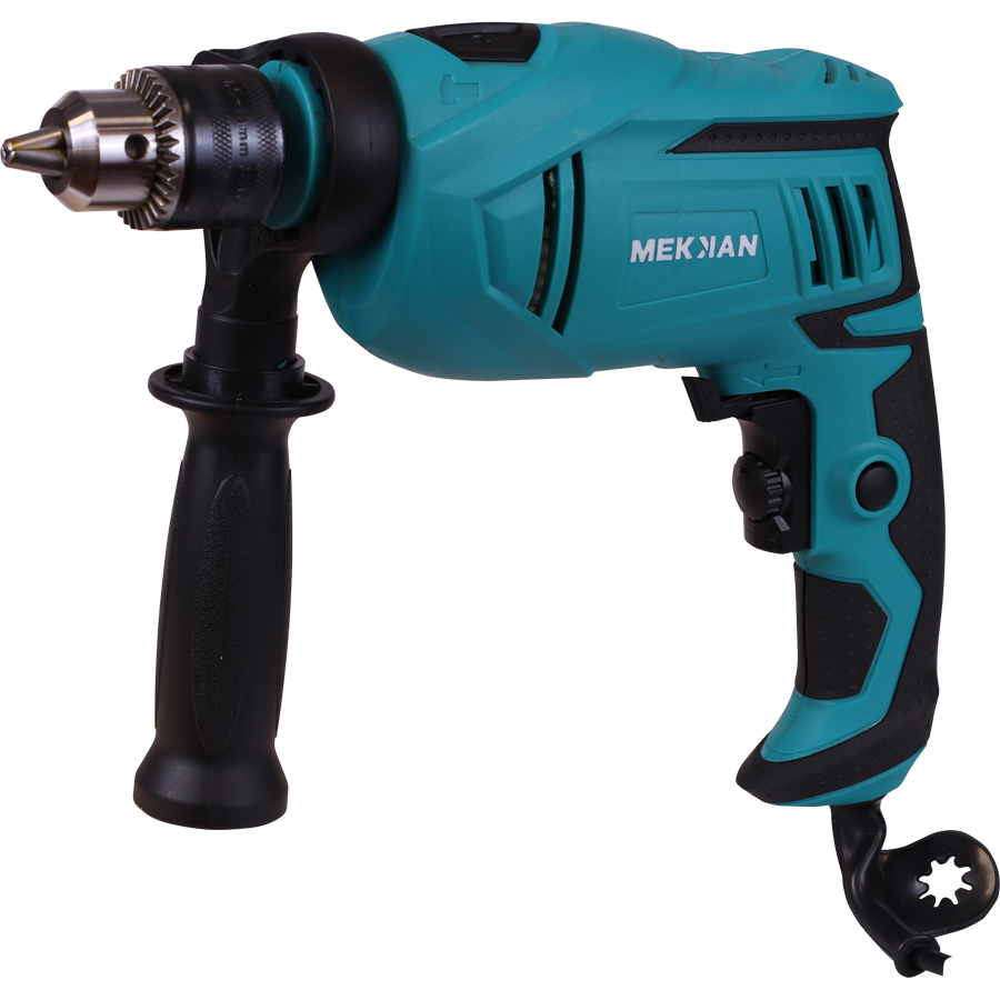 MEKKAN 220V Power Tools Electric Drill Cartridge 13mm SGP 810W Multifunction Electric Drill For Wood Metal Concrete MK82207BMEKKAN 220V Power Tools Electric Drill Cartridge 13mm SGP 810W Multifunction Electric Drill For Wood Metal Concrete MK82207B