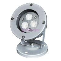 Hotsale AC85-265V 9 Watt IP65 Outdoor LED Gartenpunktlicht mit Spike LED Landschaft Beleuchtung 110 V inground led baum licht