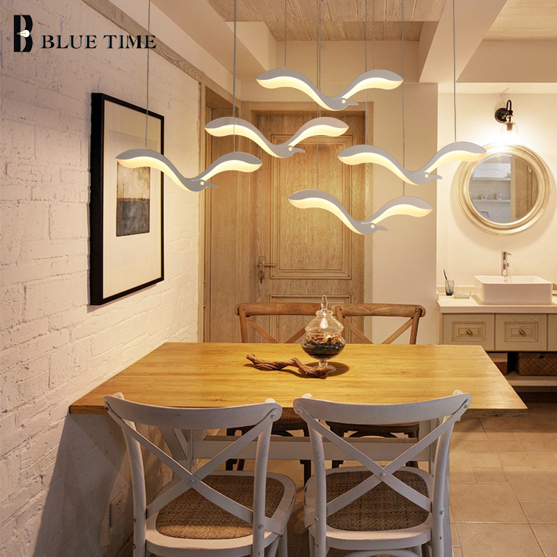 Kitchen Modern Led Pendant Light For Living room Dining room Coffee Lamp Hanging Lamp Moedrn LED Pendant Lamp Lighting Fixtures modern wicker pendant light bird cage hand knitting pendant hanging dining room lamp american style for living room lighting