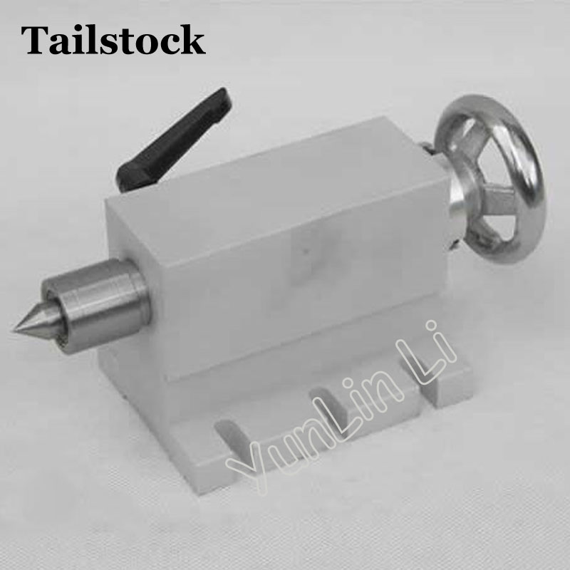 CNC Tailstock for Rotary Axis,A Axis,4th Axis, CNC Router Machine 50mm Engraving Milling Tool k12 100mm 4jaw four axis 4th axis 4 axis rotary axis rotation axis for the cnc router cnc engraving machine