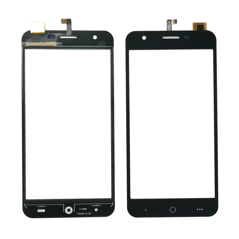Smartphone Touch Screen Sensor For Ark Benefit M502 Touch Panel Digitizer Front Lens Touchscreen+Track Number