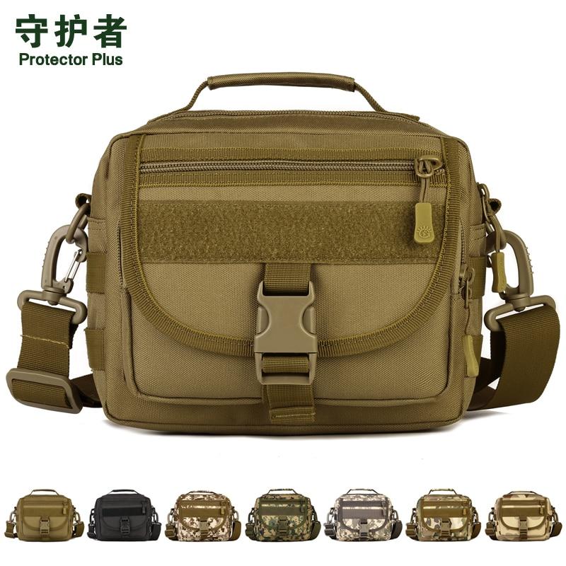 Protector Plus K315 Kültéri Sporttáska Camouflage Nylon Taktikai - Sporttáskák