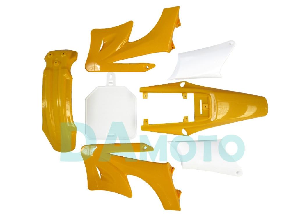 For Apollo Orion Fairing plastic body kits for pit dirt bike 110cc 125cc 140cc Free shipping