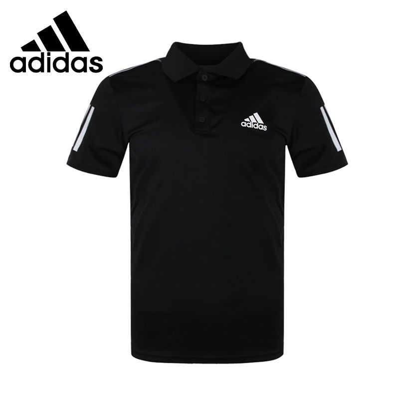 Original New Arrival  Adidas CLUB 3STR POLO Men's POLO  short sleeve Sportswear