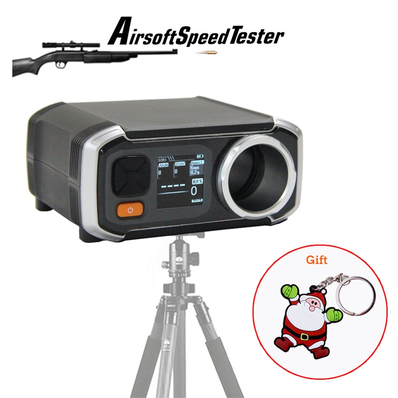 Airsoft AC6000 Better Than X3200 Shooting Chronograph Speed Tester with Pixel OLED FPS Chrono 7-0003 : 91lifestyle
