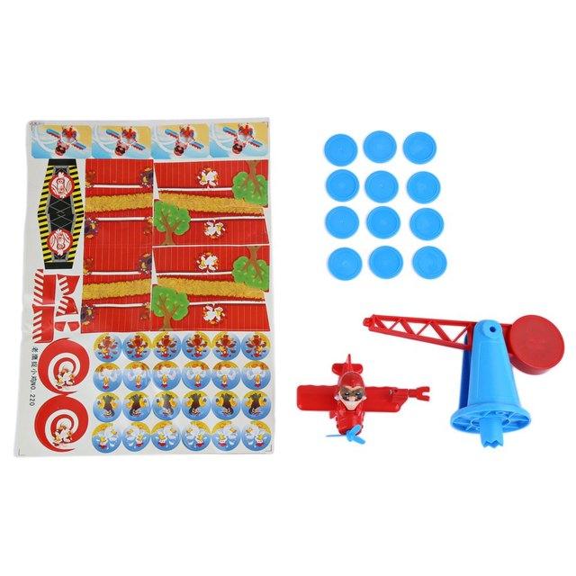 Crianças Model Building Kits Águia Pega Frango Pai-Filho Jogo Brinquedo Educativo Cool Estacionamento Montagem Desmontagem Brinquedos