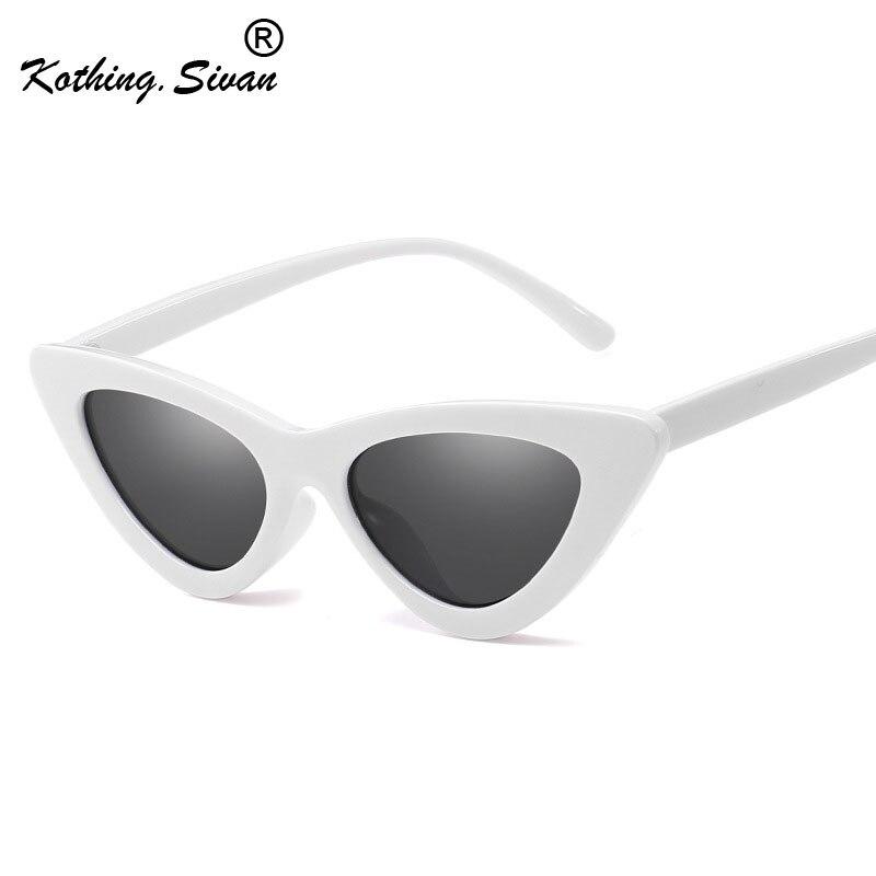 673ab22db97 2018 New Women Small Cat Eye Sunglasses Red Frame Men Ladies Sun glasses  Vintage Sexy Eyewear Shades Female Oculos de sol UV400