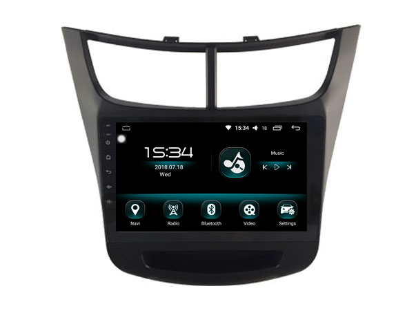 For chevrolet sail 2016 2015 autoradio Android 8.0 car gps multimedia 64GB rom+IPS screen+CARPLAY+TDA7851 Amplifer+Car Launcher