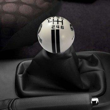 6 скоростей Универсальный гоночный автомобиль ручная алюминиевая ручка переключения передач для VW PASSAT B5 B6 B7 CC 3C вариант