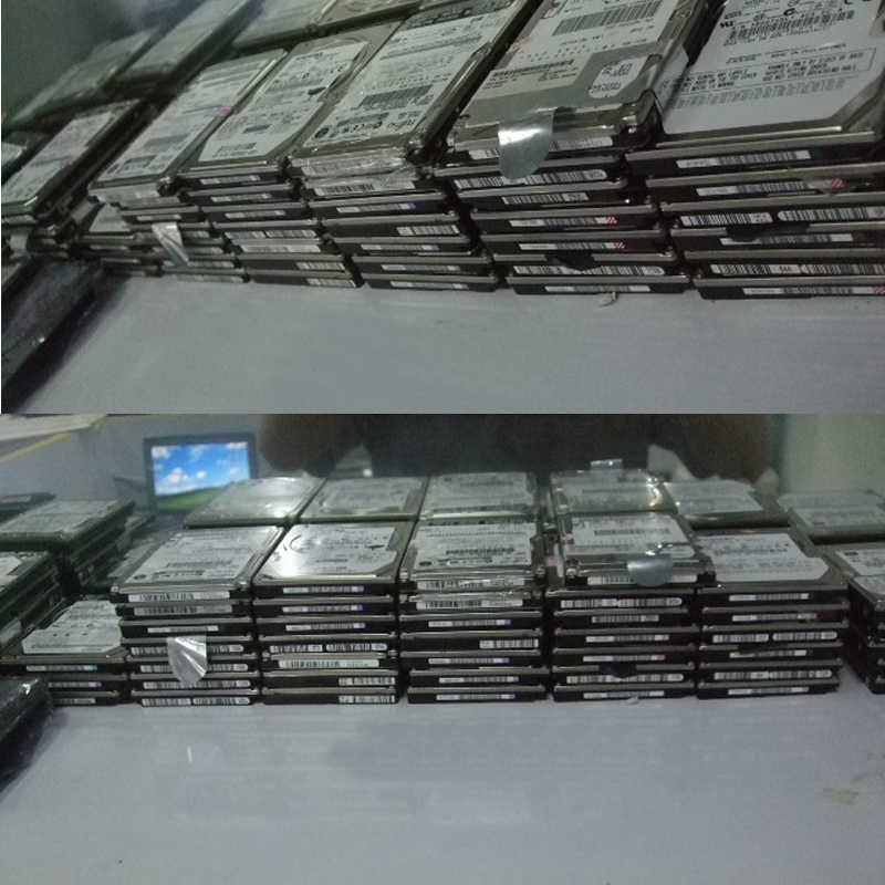 """HGST ブランド SATA2-SATA3 2.5 """"500 ギガバイトのノートパソコン内蔵 hdd ハードディスクドライブノートブック 8 メガバイト/32 メガバイト 5400 RPM-7200 RPM 1.5 ギガバイト/秒ディスコ duro"""