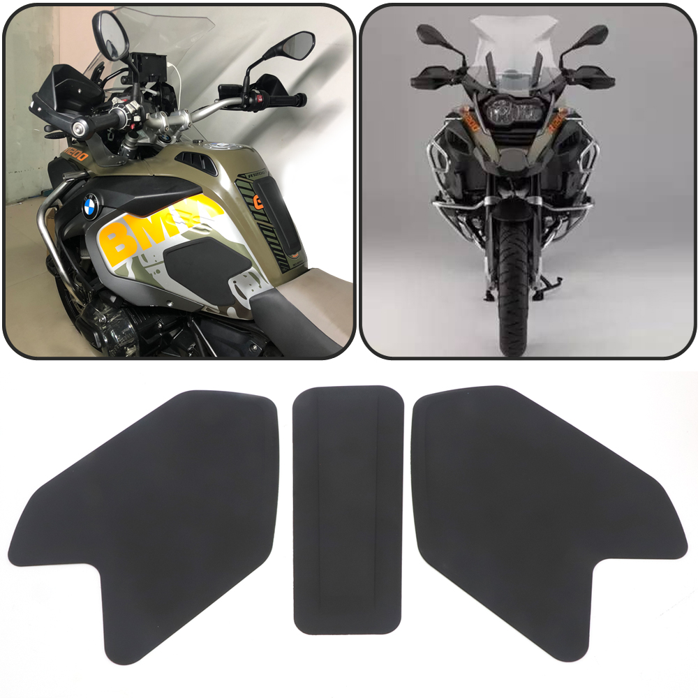New <font><b>2018</b></font> Motorcycle Accessories For <font><b>BMW</b></font> R <font><b>1200</b></font> <font><b>GS</b></font> LC Side Tank pad For <font><b>BMW</b></font> R1200GS LC Adventure 2014 2015 2016 2017 Sticker image