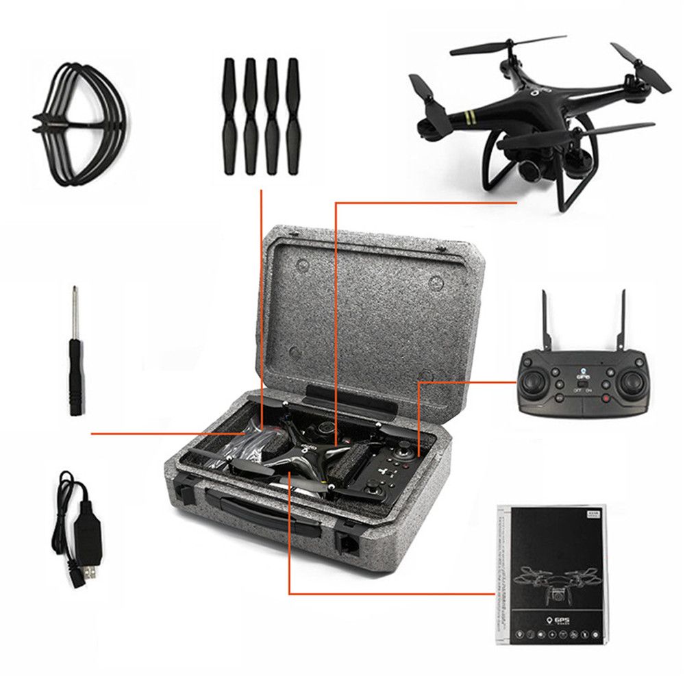 Image 2 - Drone storage box for Remote Control Drone F11,accessories bag for quadcopter,Portable UAV multi function storage bag EVA/foam-in Parts & Accessories from Toys & Hobbies
