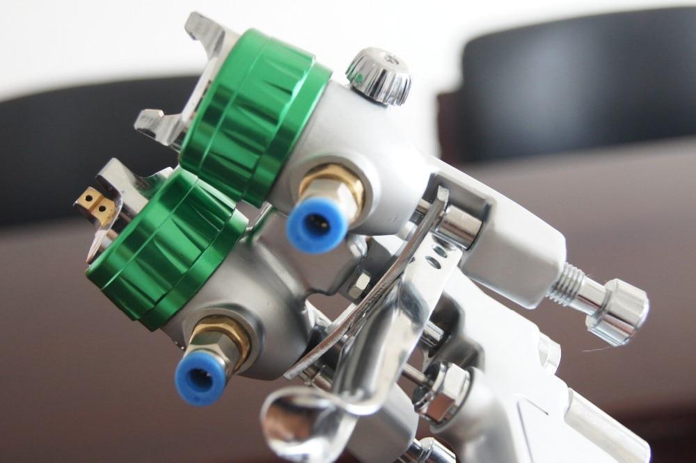 SAT1200 Vendite calde Colore argentatura Cromatura Pistole a spruzzo - Utensili elettrici - Fotografia 3