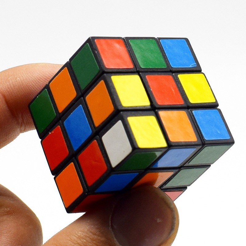 3x3x3 Children Magic Cube Kids Professional Cube Puzzle Toys For Children Education Toy Improve Child's Intellectual Development