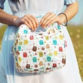 Lambing lamb cartoon thickening square lunch bags lunch bags insulation bag ling waterproof bag