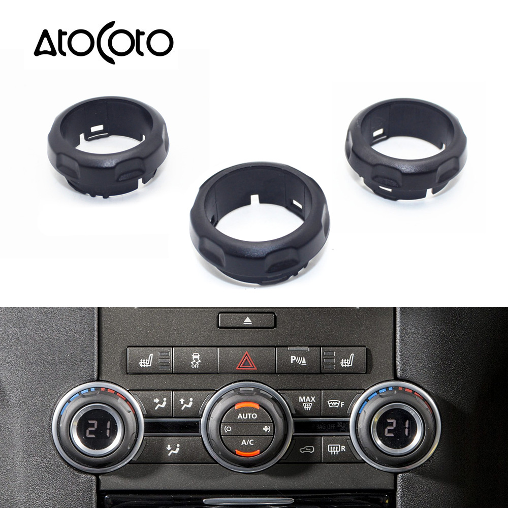 Car Air Conditioning Panel Switch For Land Rover Discovery