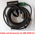 2015.12 A+++ High Quality RS485 Cable for MB Star C3 RS232 to RS485 Cable with Cooper material