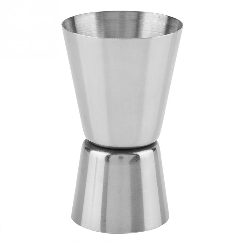 Bar Bartending Tools Stainless Steel Double Sided Cocktail Measure Jigger