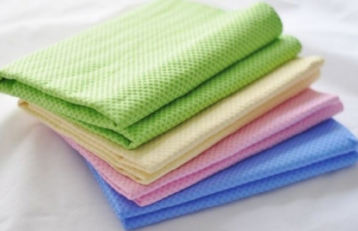 68 x 43CM Car Cleaning Cloths Synthetic PVA font b Sports b font Towel font b